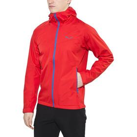 SALEWA Puez Aqua 3 PTX Jacket Herren bergrot
